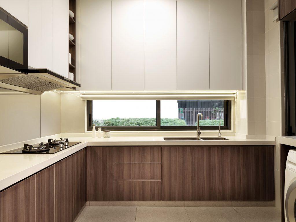 wet and dry kitchen design ideas