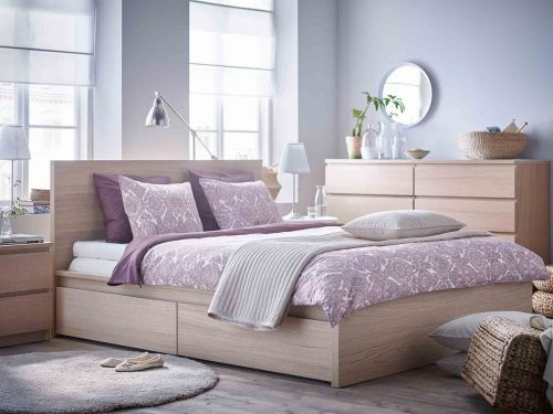 bedroom-storage-furniture-ikea-bed