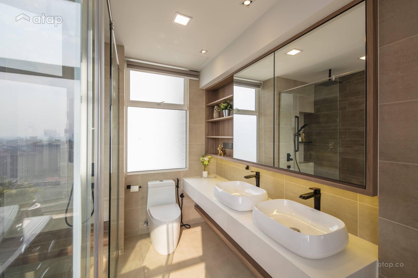 spa-worthy bathroom