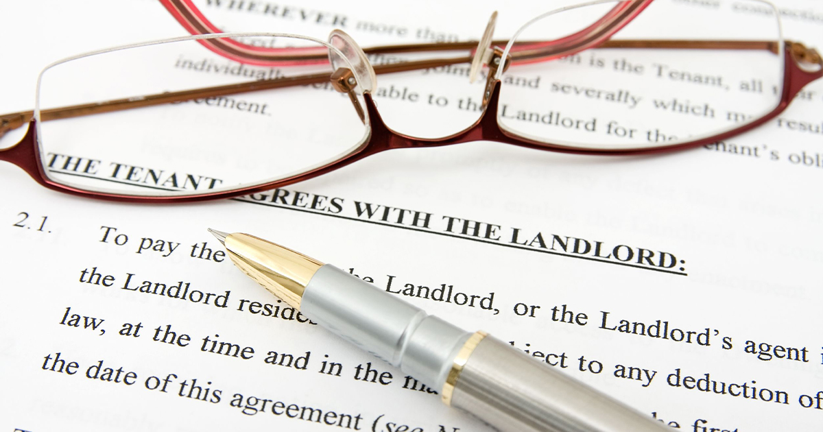 how to write a tenancy agreement in Malaysia