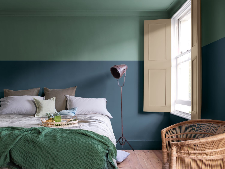 how to decorate your bedroom akzonobel