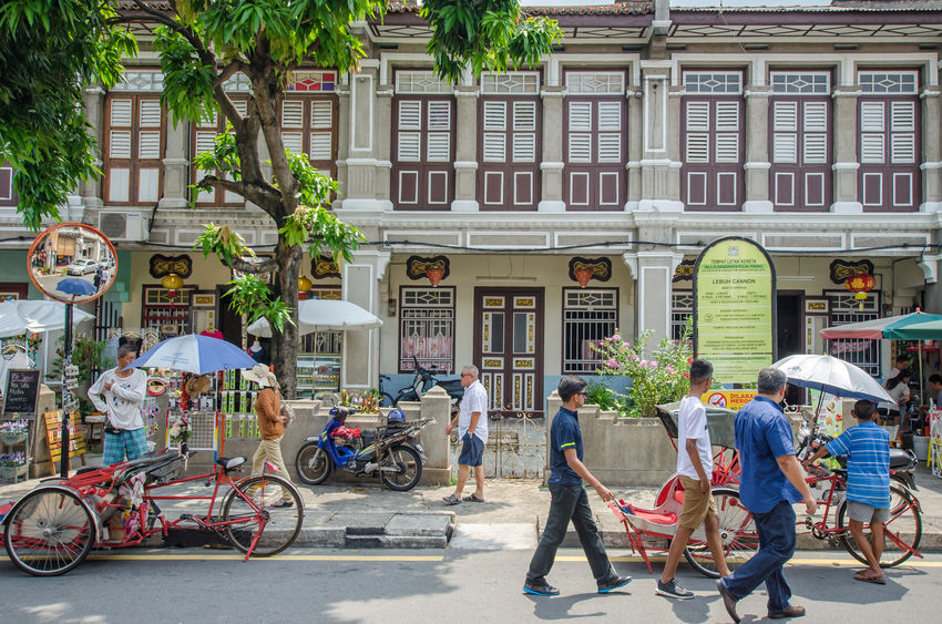 penang popular neighbourhood georgetown 2020