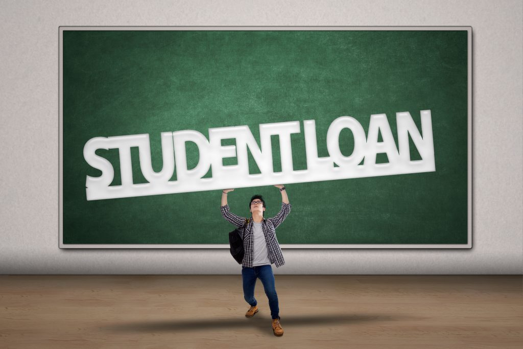 settle your student financing