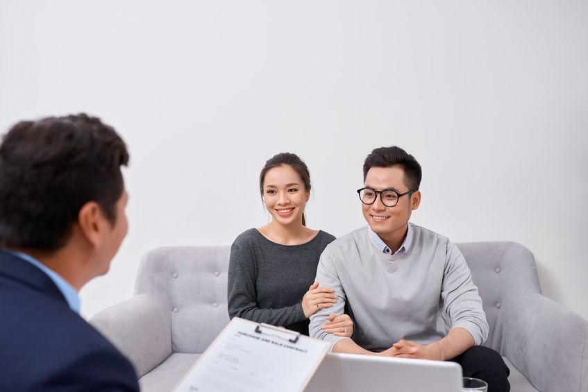 贷款申请过程