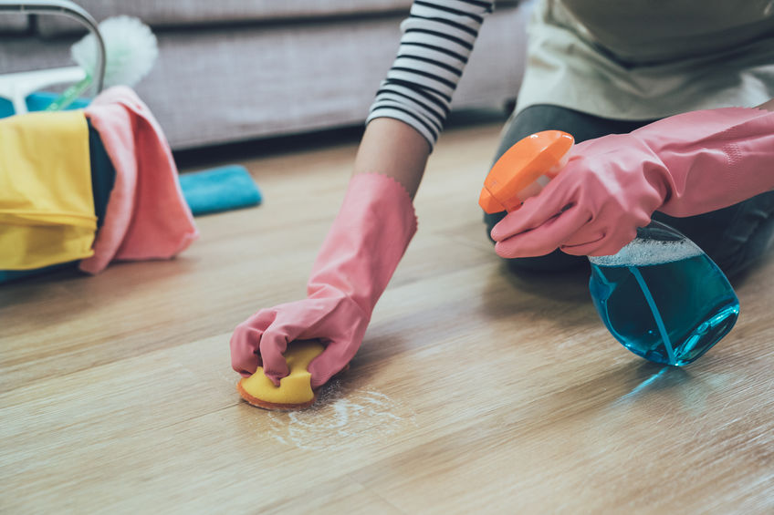 hiring-professional-house-cleaning-services