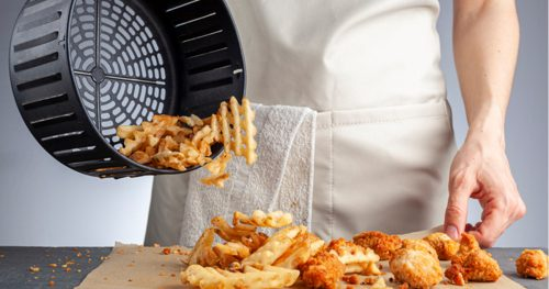 What are the disadvantages of an air fryer?