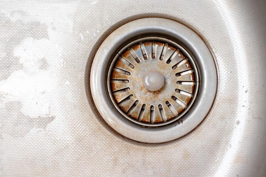 Cara bersihkan sinki berkarat