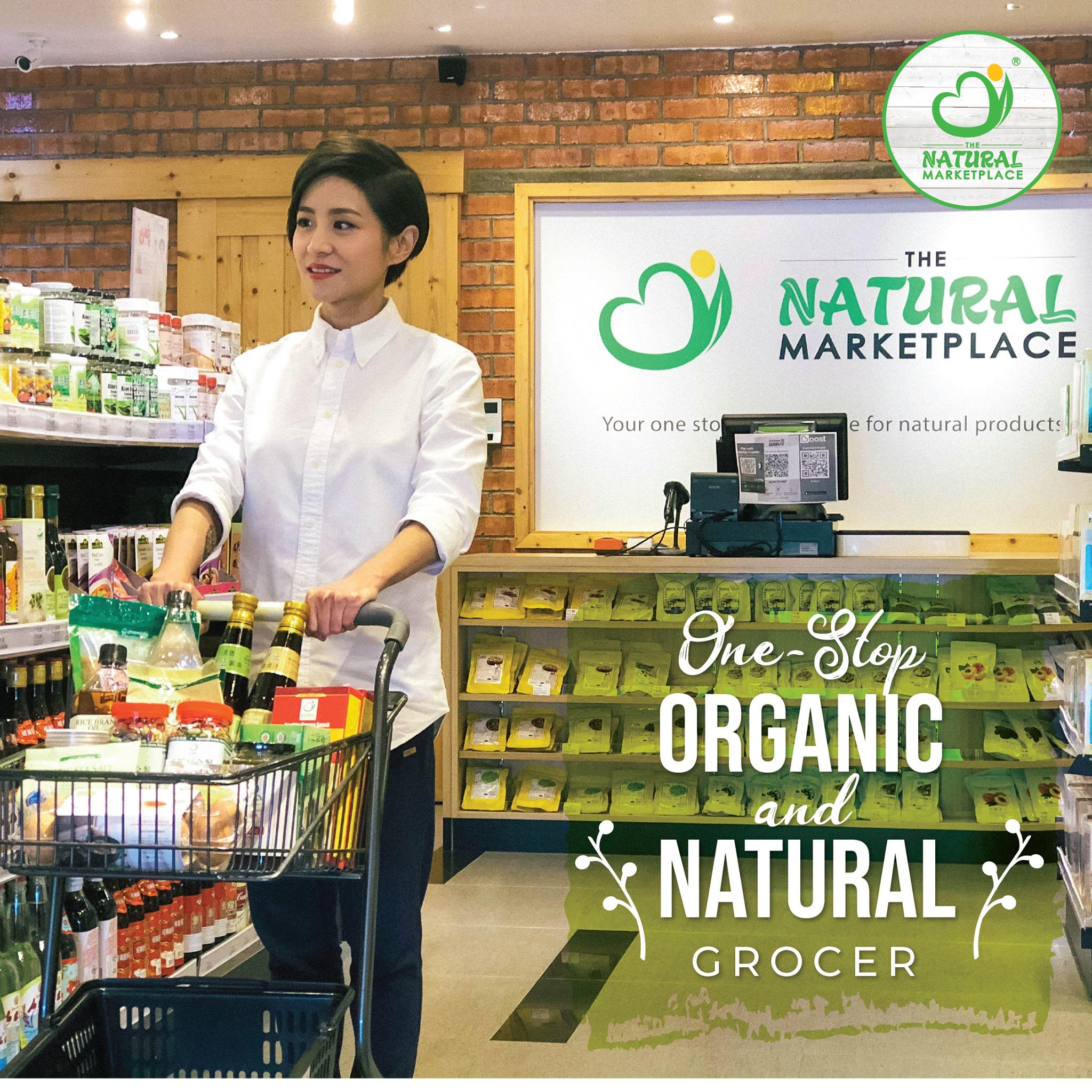 the natural marketplace organic shops klang valley