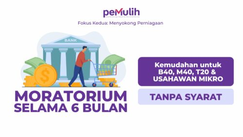 moratorium pemulih 6 bulan tanpa syarat