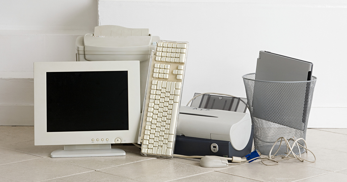 Where can I recycle e-waste in Malaysia