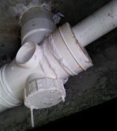 waterproofing failure