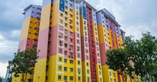 10 hartanah untuk golongan B40 di Malaysia